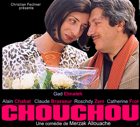le film de gad elmaleh chouchou