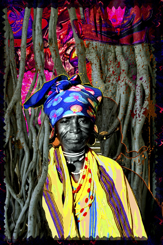 Burkina Lady