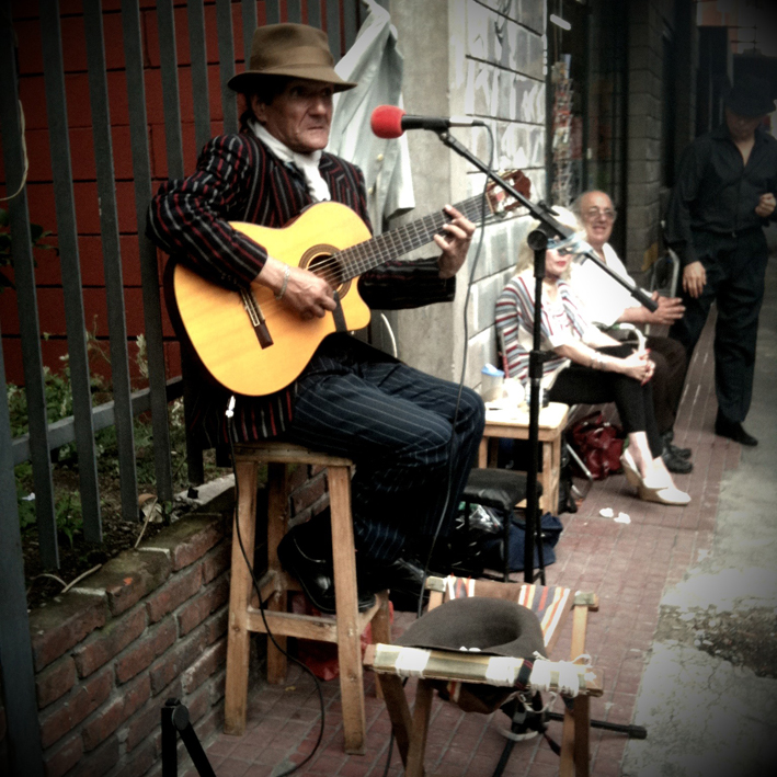 A Song in San Telmo