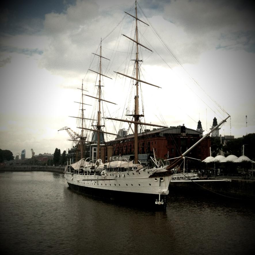 Fregata Sarmiente
