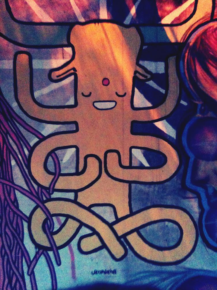 Graffiti in Palermo Viejo 02