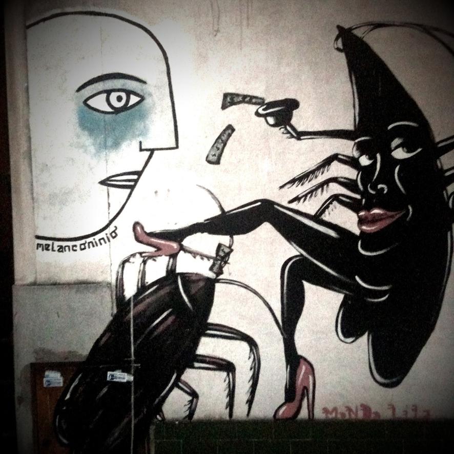 Graffiti in Palermo Viejo 03