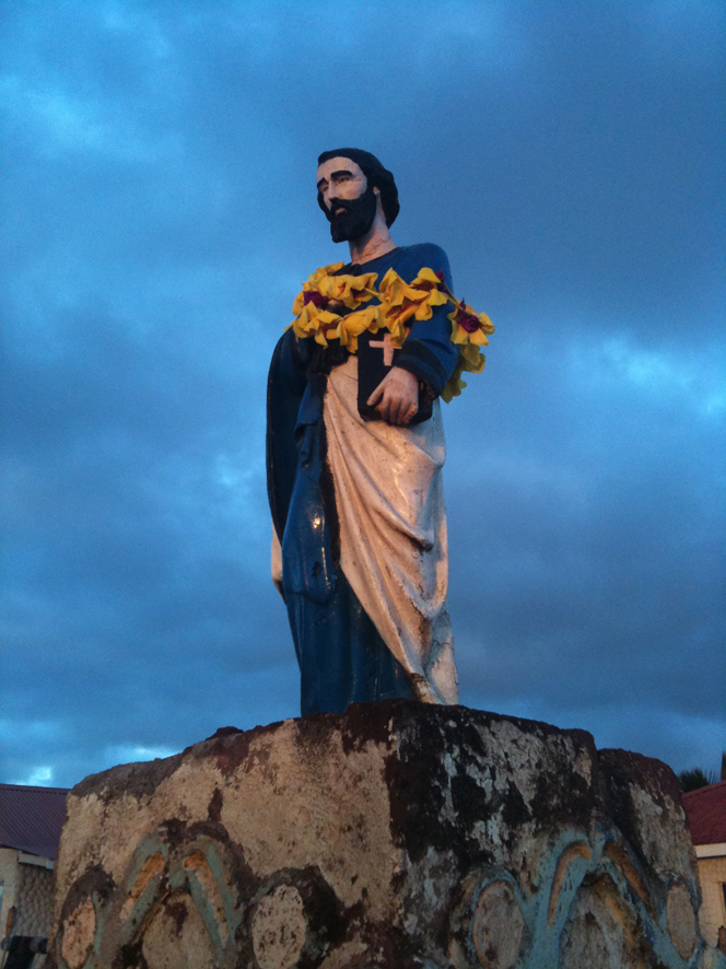 Jesus de rapanui