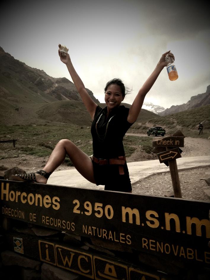 2950 metres