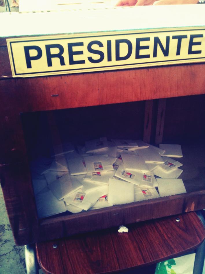Santiago Elections