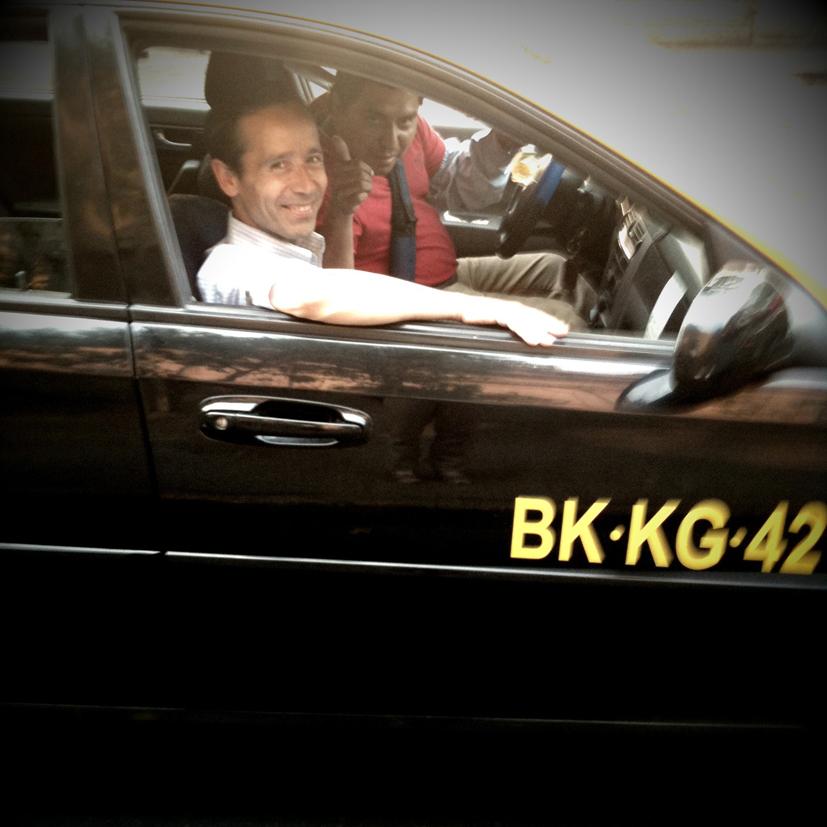 Taxi Santiago