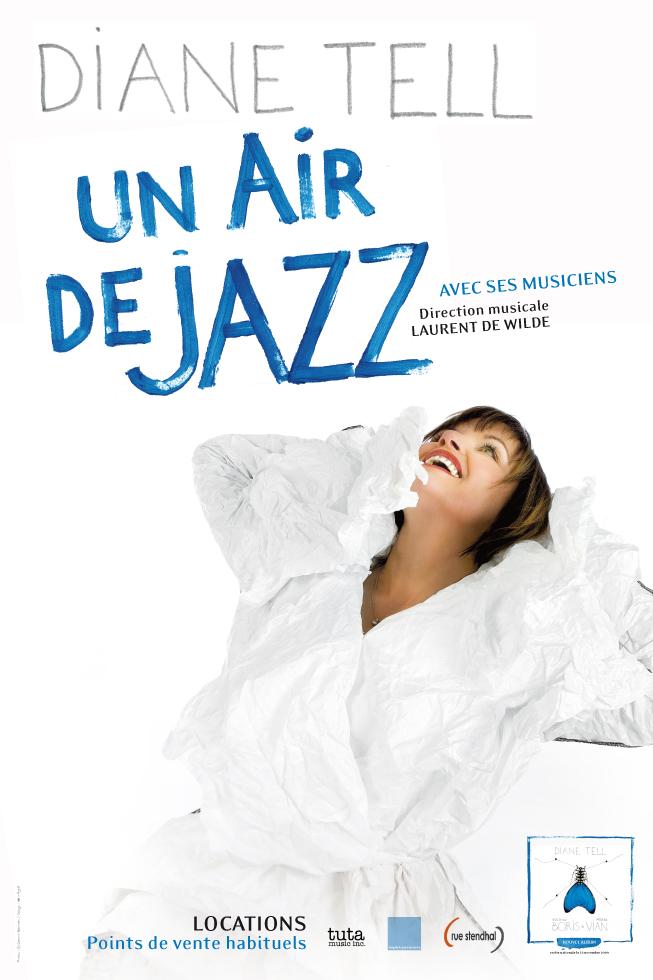 Un air de Jazz affiche