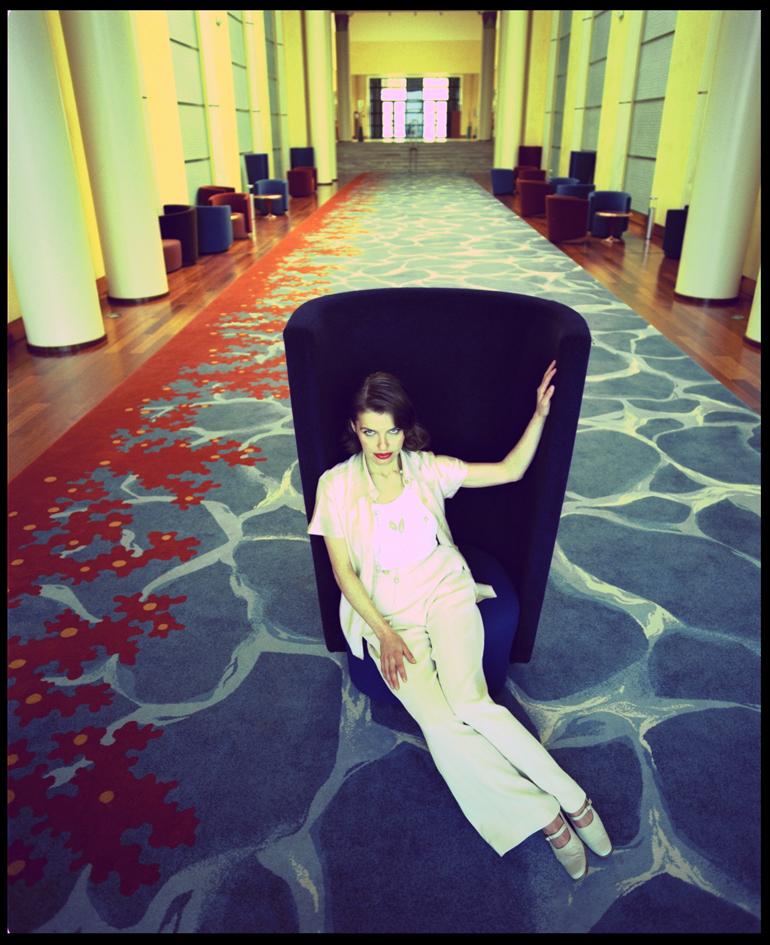 Diane Tell Biarritz 1995