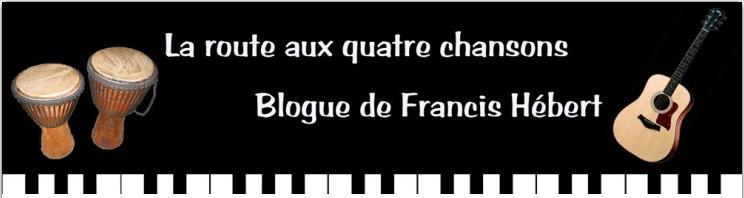 blogue de francis hebert