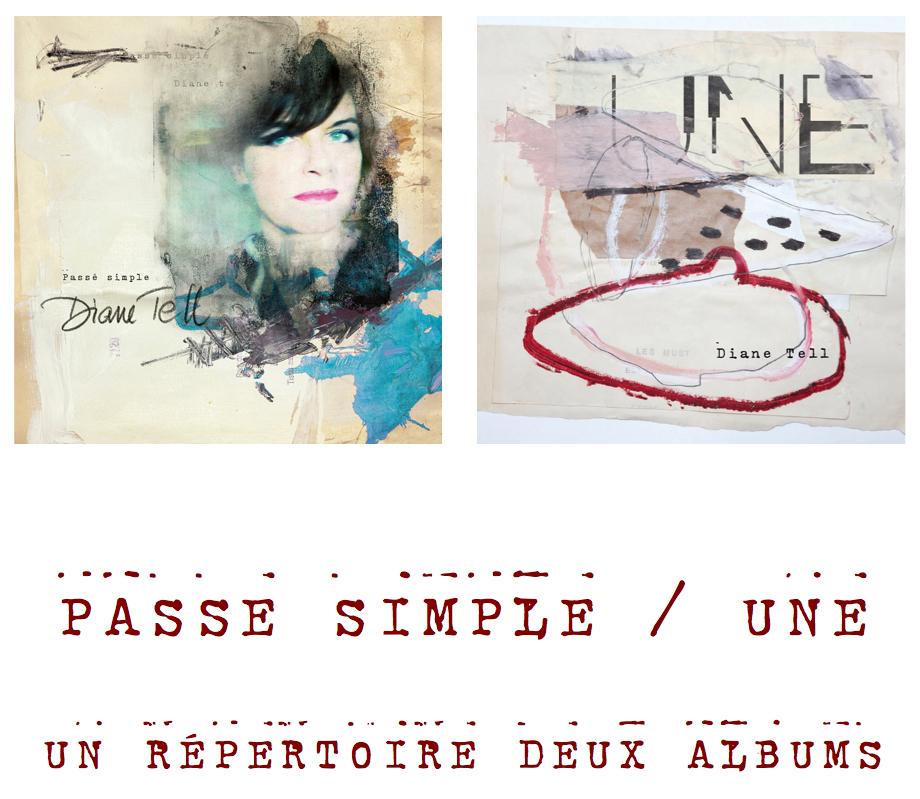 PASSE SIMPLE : UNE