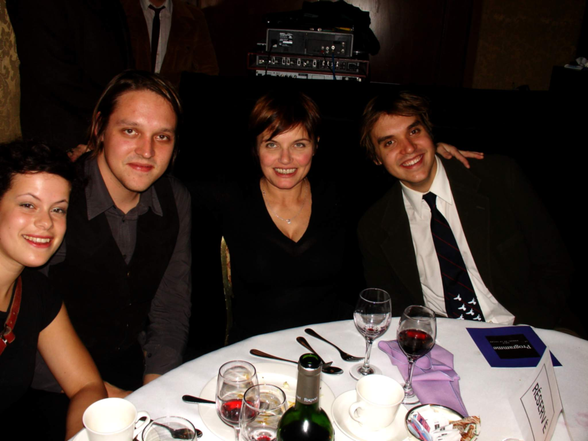 Arcade Fire and I at Socan Ceremony !