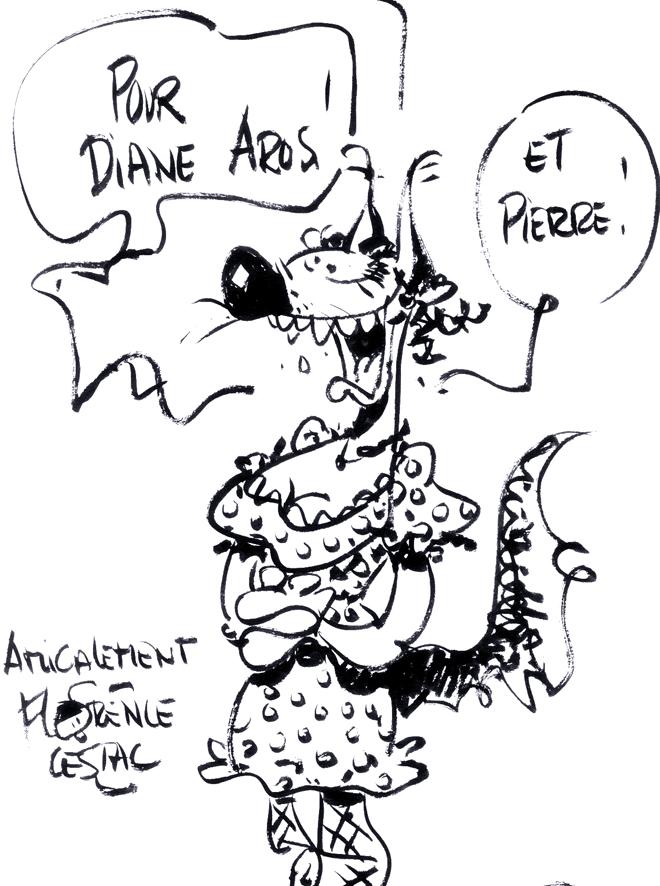 Les Louves avec Florence Artaud