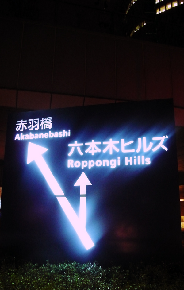 Night Lights in Tokyo