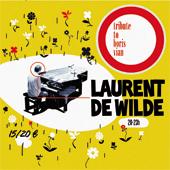 Au Divan du Monde ce vendredi 29 mai avec Laurent de Wilde