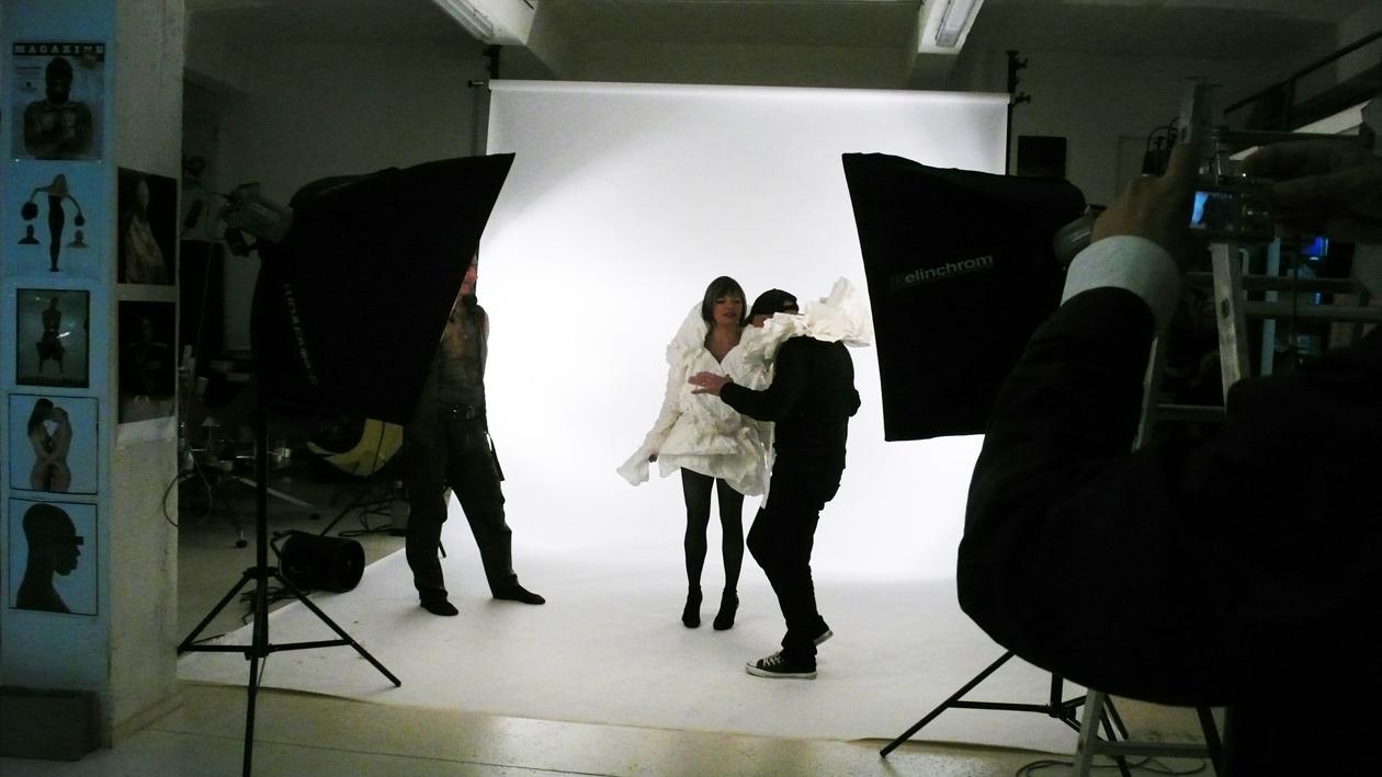 Photos avec Rancinan Making of !