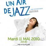 Meslay du Maine – Premier concert avec Laurent de Wilde – le 11 mai 2010