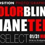 Rouge sur blanc, tout fout le camp ! Teaser Expo Photo-Paris au mois de Mai