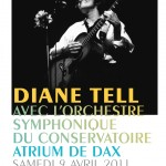 Concert unique à DAX ! Le 9 Avril 2011