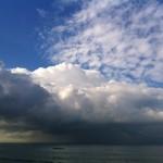 Le ciel de Biarritz – moment de grâce