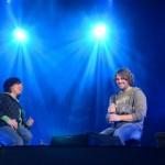 HUFFINGTON POST – Diane Tell à la quasi belle étoile – FrancoFolies juin 2012