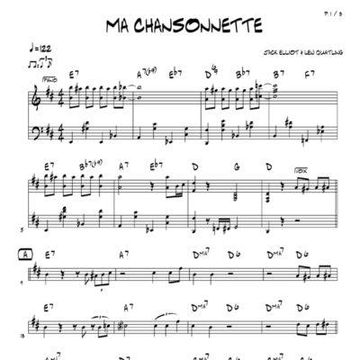 ma-chansonnette