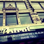 La Metropole – Diane Tell chante déshabillée – 27 mai 2013