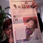 Le Journal de Montréal – La saveur originale de Diane Tell – 25 mai 2012