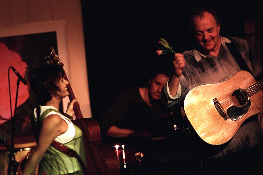 Diane Tell & Robbie McIntosh – le duo est de retour sur scène !